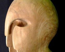 Helm-Maske-Esche-45cm